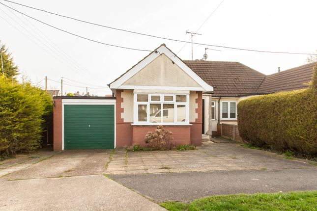 Thumbnail Semi-detached bungalow for sale in The Avenue, Hadleigh