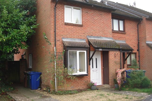 Thumbnail End terrace house to rent in Wilsdon Way, Kidlington