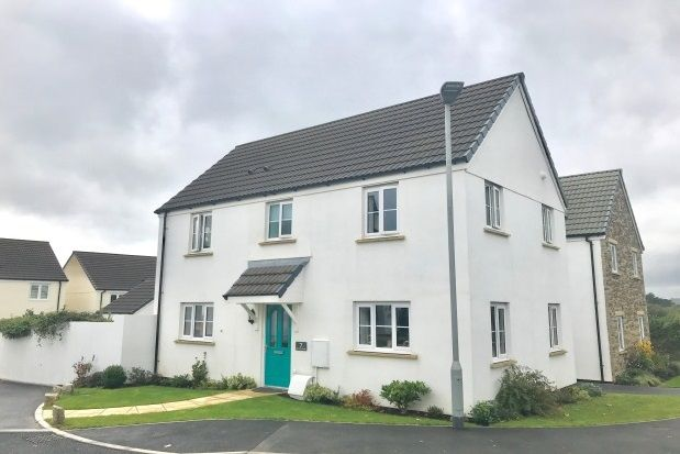 Thumbnail Property to rent in Dobsons Close, Callington Road, Liskeard