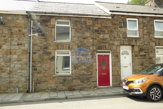 Thumbnail Terraced house for sale in Tynewydd Row, Ogmore Vale, Bridgend.