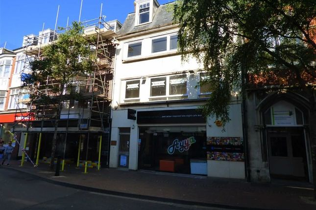 Thumbnail Commercial property for sale in St. Thomas Street, Weymouth