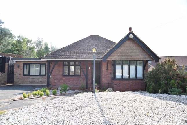 Thumbnail Detached bungalow for sale in Elphinstone Road, Hastings, East Sussex
