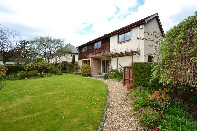 Thumbnail Detached house to rent in Pathfoot Drive, Bridge Of Allan, Stirling