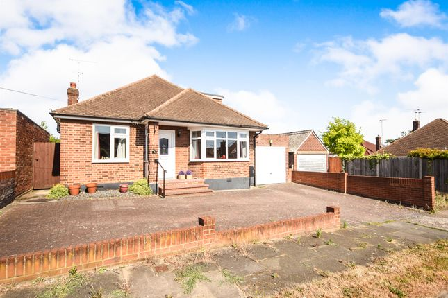 Thumbnail Detached bungalow for sale in Wallace Crescent, Chelmsford