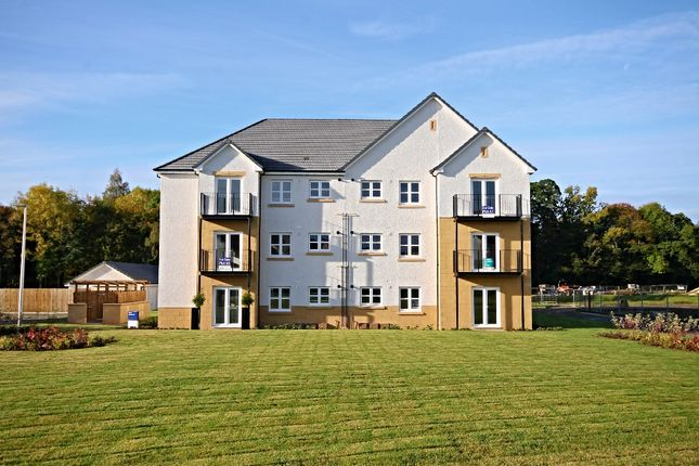 Thumbnail Flat for sale in Doonvale Drive, Ayr