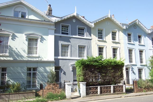 Thumbnail Flat to rent in Belmont Road, Exeter