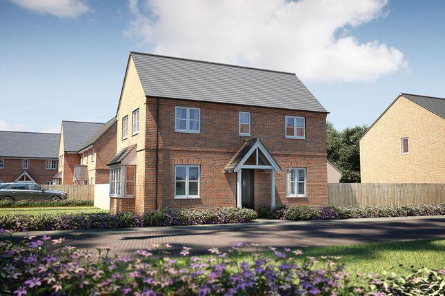 "Thumbnail Detached house for sale in ""The Staunton"" at Heath Lane, Lowton, Warrington"