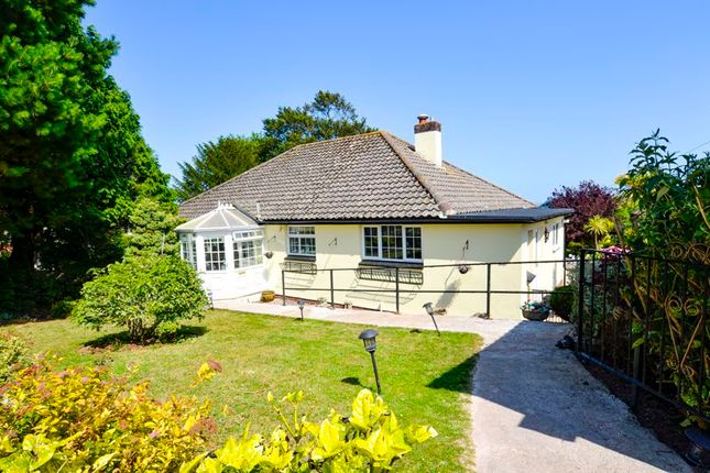 Thumbnail Detached bungalow for sale in Dartmouth Road, Paignton