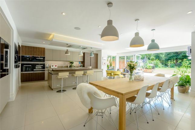Thumbnail Detached house for sale in The Holt, Sleepers Hill, Winchester, Hampshire