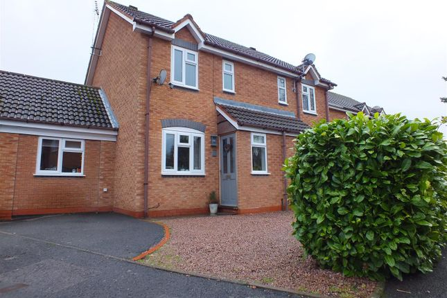 Thumbnail Property for sale in Steatite Way, Stourport-On-Severn
