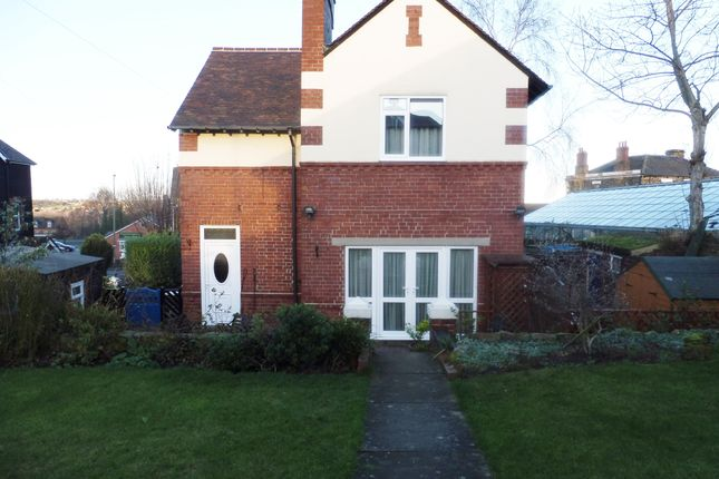 Rear View of Margaret Road, Wombwell S73