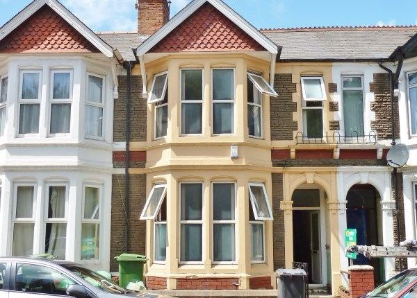 Thumbnail Terraced house to rent in Allensbank Rd, Heath, Cardiff