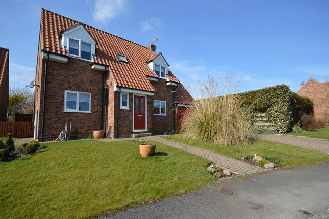 Thumbnail Detached house for sale in Meadow View, Gristhorpe, Filey