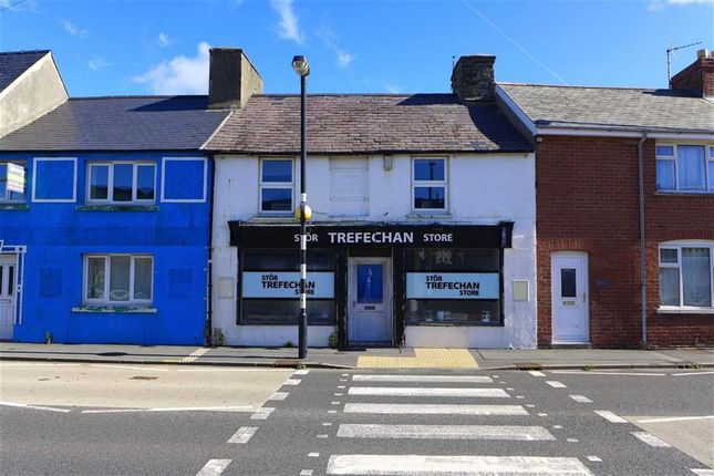 Thumbnail Terraced house for sale in Trefechan, Aberystwyth, Ceredigion