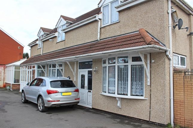 Thumbnail Detached house for sale in Park Lane, Wednesbury, West Midlands