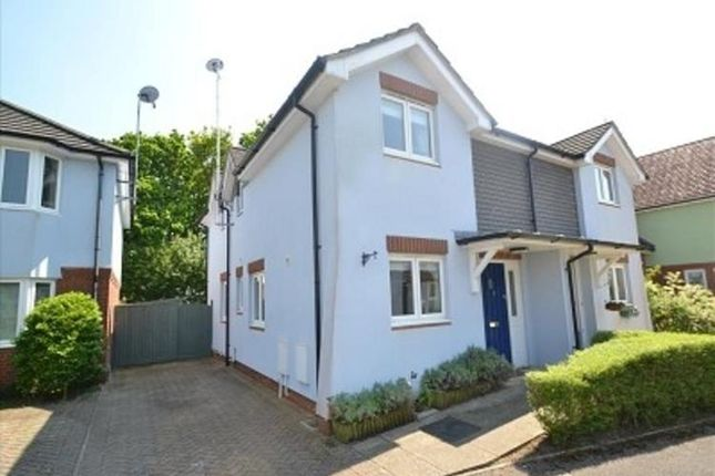 Thumbnail Semi-detached house for sale in 6 Sandy Close, Upton, Poole
