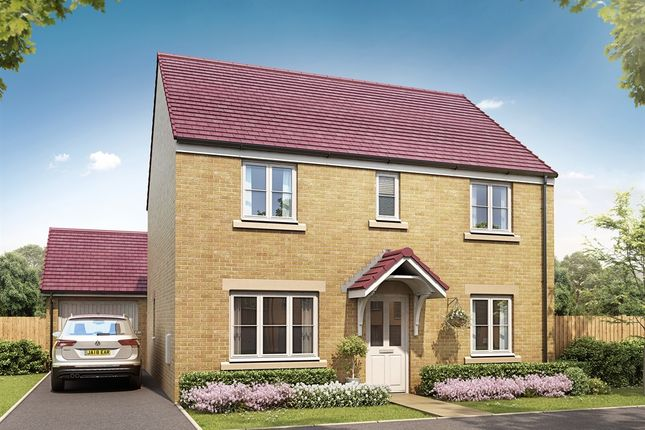 "Thumbnail Detached house for sale in ""The Coniston Corner"" at Southside, Middridge, Newton Aycliffe"