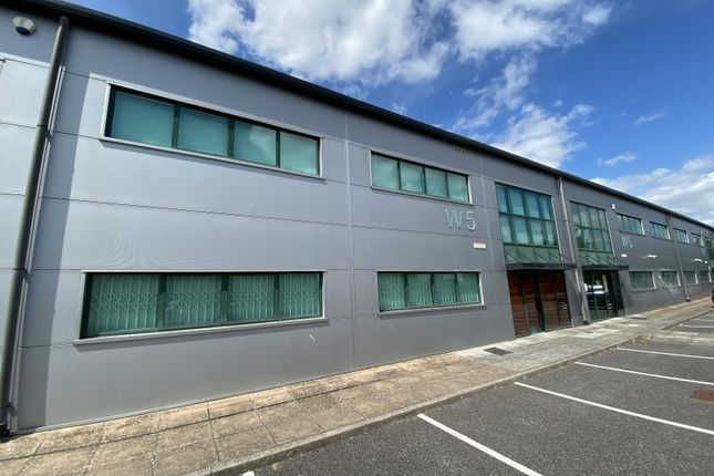 Industrial to let in Unit W5, Capital Business Park, Cardiff