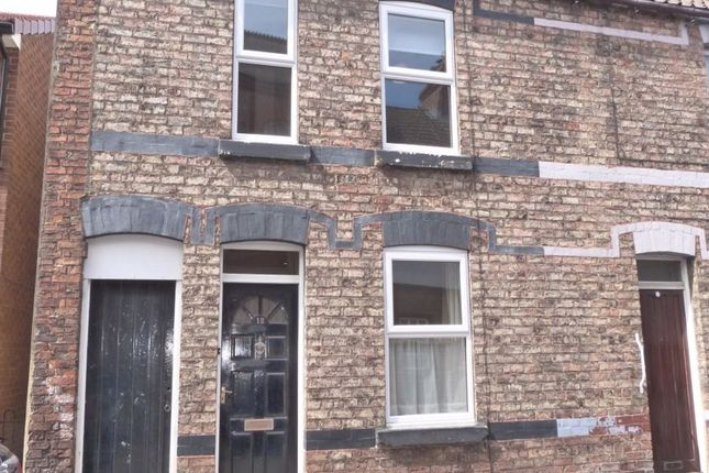 3 bed terraced house to rent in Low St. Agnesgate, Ripon HG4