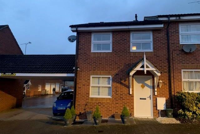 3 bed end terrace house for sale in Swindon, Wiltshire SN25