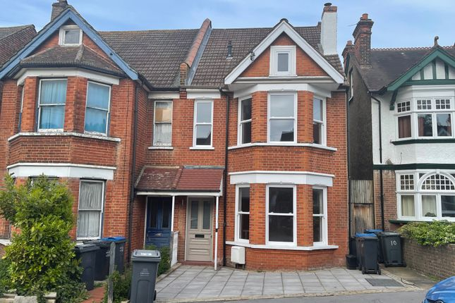 Thumbnail End terrace house to rent in Chisholme Road, East Croydon