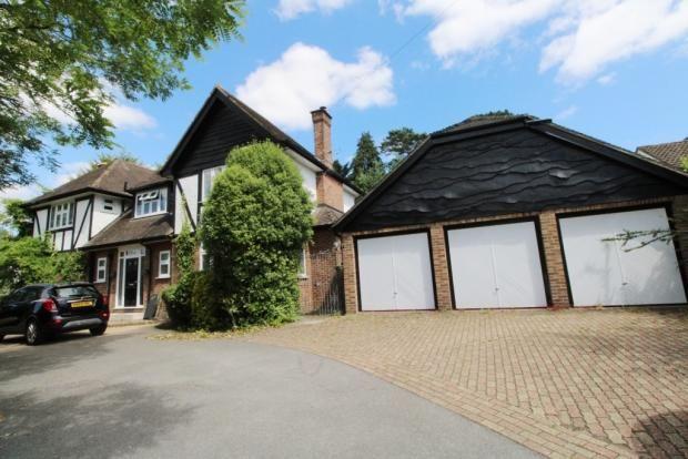 Thumbnail Detached house to rent in Aldridge Road, Ferndown