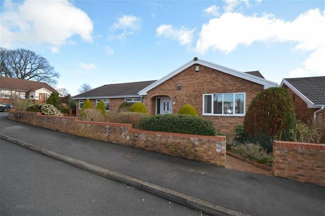 Thumbnail Detached bungalow for sale in Dawn Close, Buckley