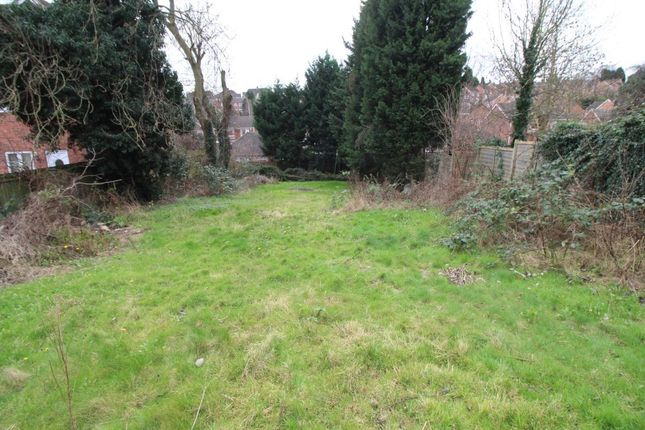Thumbnail Land for sale in Carlton Hill, Carlton, Nottingham