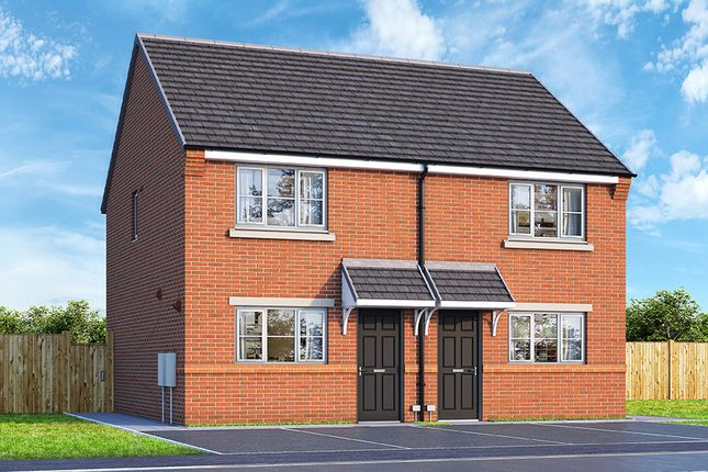 """Thumbnail Property for sale in """"The Buttercup"""" at Gynsill Lane, Anstey, Leicester"""