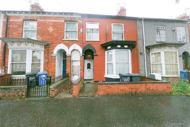 Terraced house for sale in Sandringham Street, Hull