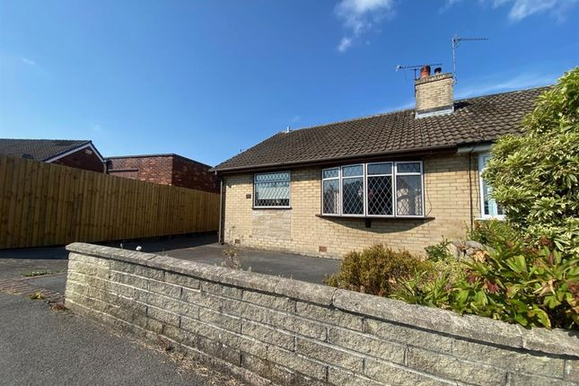 2 bed semi-detached bungalow for sale in Broad Inge Crescent, Chapeltown, Sheffield S35