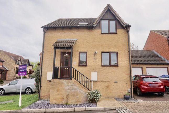 Thumbnail Detached house for sale in Sibneys Green, Harlow