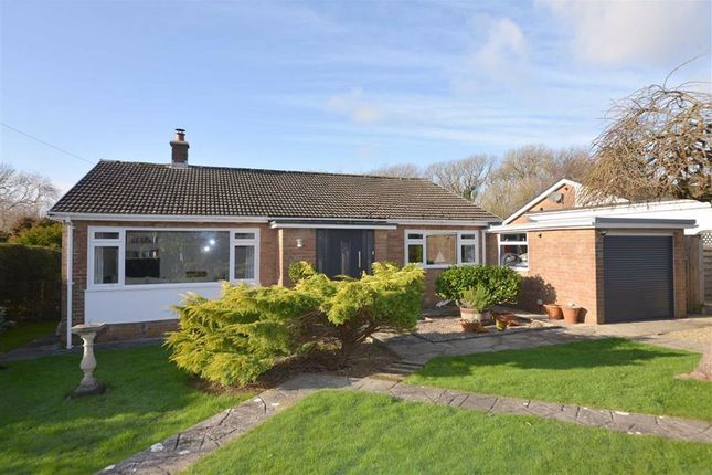 Thumbnail Bungalow for sale in Bryn Castell, Manorbier, Pembrokeshire