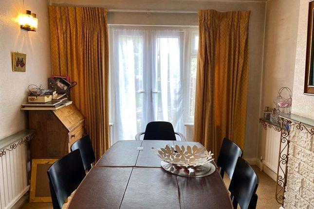 Dining Room of The Chase, Burnt Oak, Edgware HA8