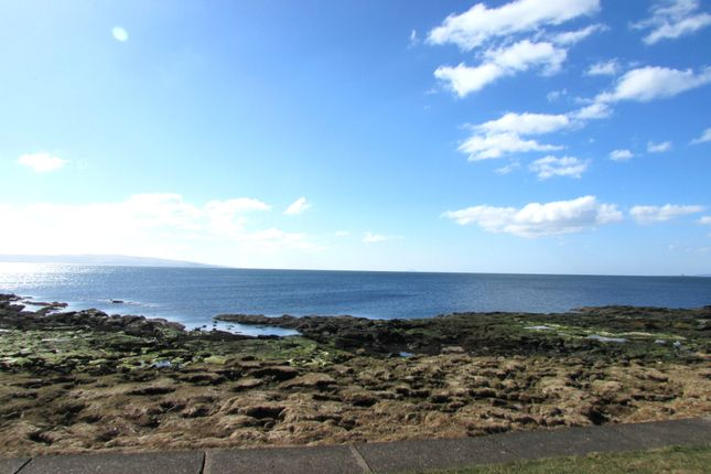 Thumbnail Flat for sale in Titchfield Road, Troon