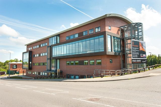 Thumbnail Office to let in Office 2, Ground Floor, i2 Oakham Business Park, Hamilton Way, Mansfield