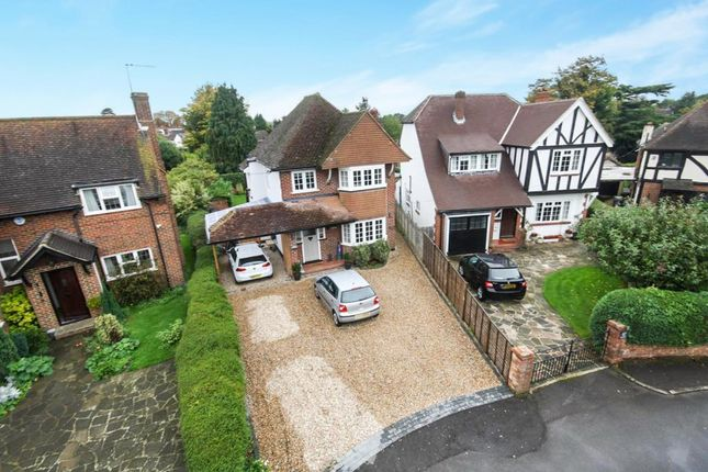 Thumbnail Detached house for sale in Rectory Close, Ashtead