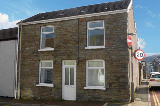 Thumbnail Terraced house to rent in Pryce Street, Mountain Ash