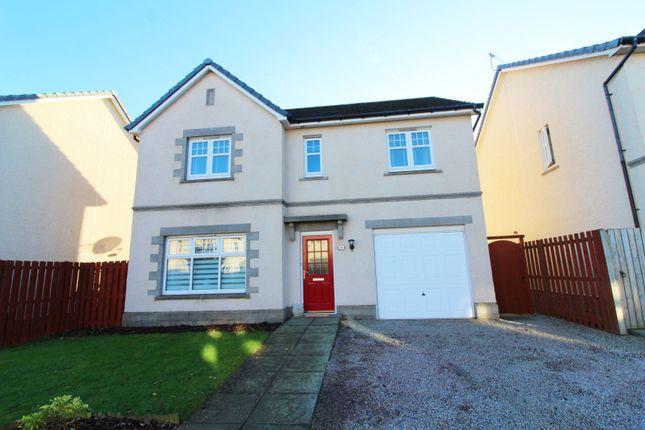 Thumbnail Detached house for sale in Morrison's Croft Crescent, Bridge Of Don, Aberdeen