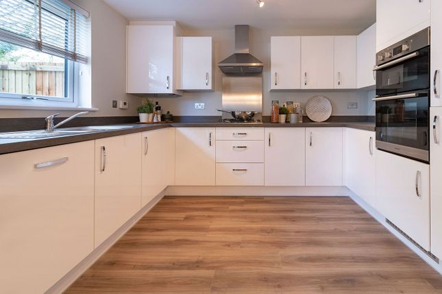 "4 bedroom terraced house for sale in ""The Helford"" at Centenary Way, Penzance"