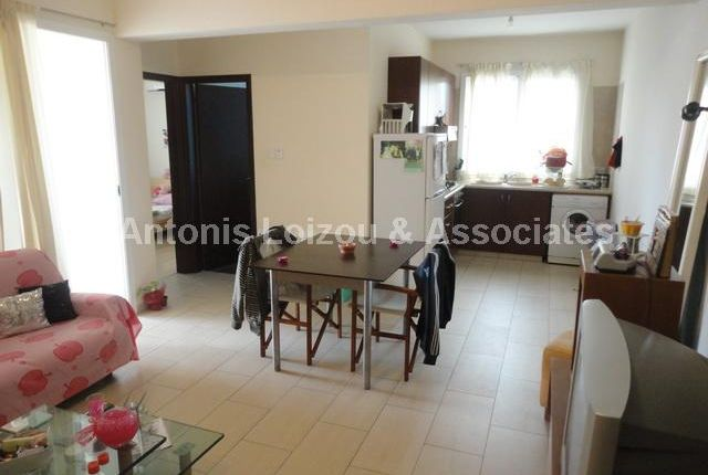 1 bed apartment for sale in Palouriotissa, Cyprus