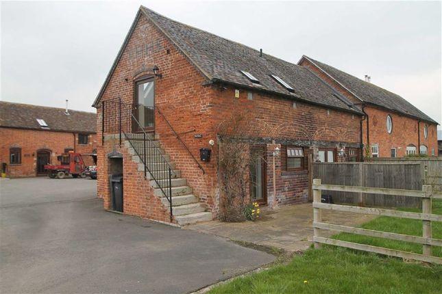 Thumbnail Barn conversion to rent in Lower Netley Farm, Netley, Shrewsbury