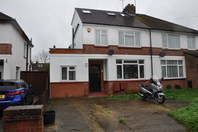 Semi-detached house for sale in Blumfield Crescent, Burnham, Slough