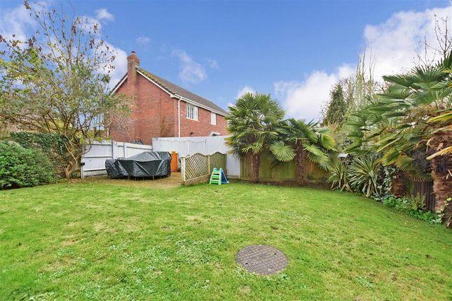 Rear Garden of Warminghurst Close, Ashington, West Sussex RH20