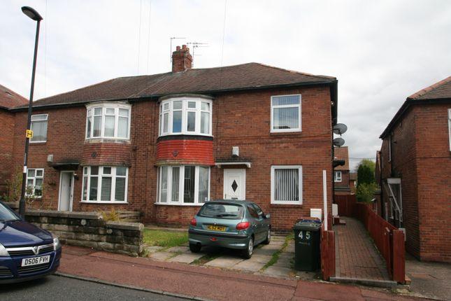 Thumbnail Flat to rent in Bingfield Gardens, Fenham
