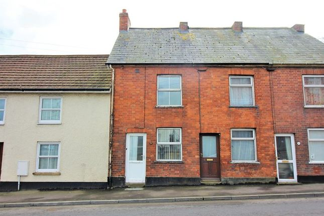 Thumbnail Terraced house to rent in Silver Street, Chard