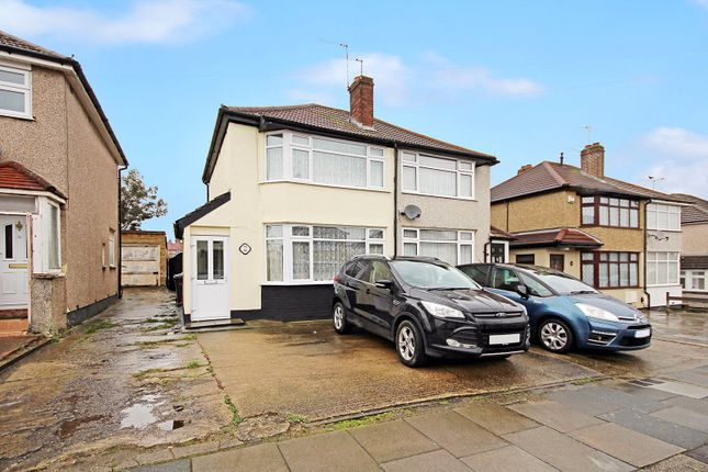 Thumbnail Semi-detached house for sale in Clinton Avenue, South Welling, Kent