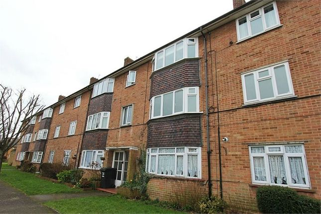 Thumbnail Flat for sale in Severn Drive, Enfield, Greater London