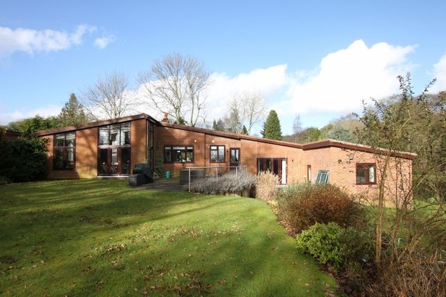 Thumbnail Bungalow for sale in Tangley, Andover, Hampshire