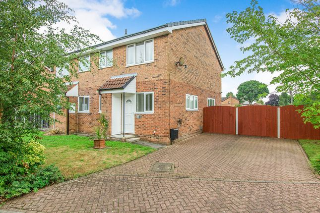 Thumbnail Terraced house to rent in Marsh Way, Penwortham, Preston